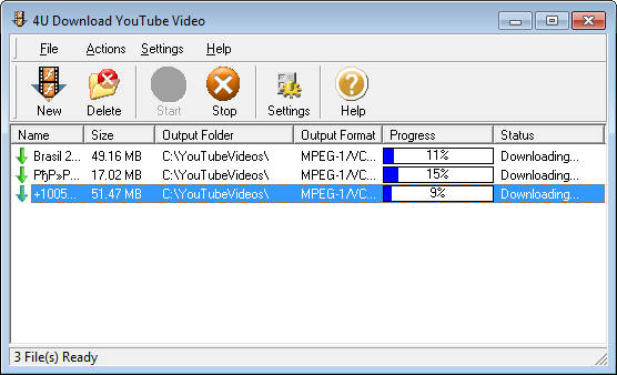 4U Download YouTube Video 4.8.0