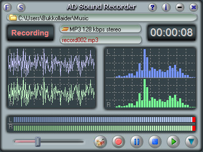 AD Sound Recorder 5.3