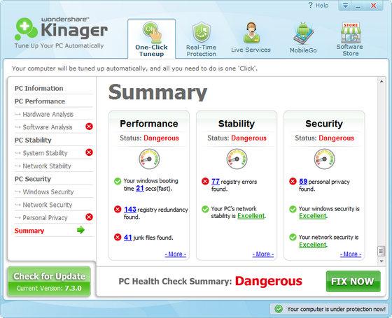 Wondershare kinager 7.3.0