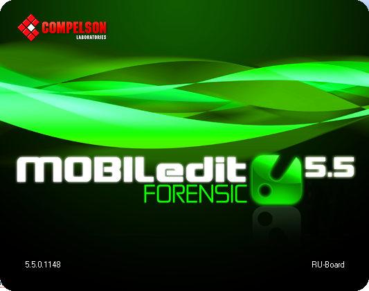 MOBILedit! Forensic 5.5.0.1148