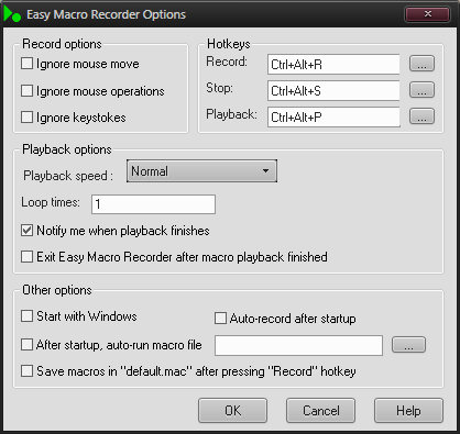 Easy Macro Recorder 4.1