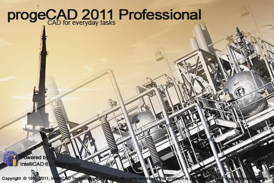ProgeCAD 2011 Professional 11.0.2.7