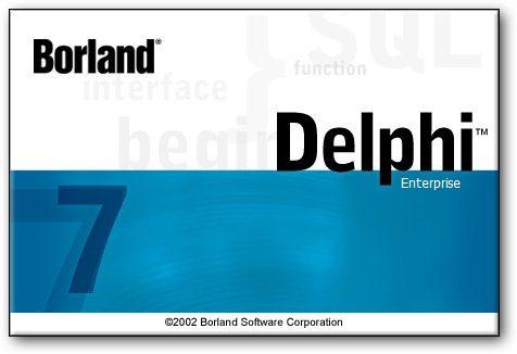 Portable Borland Delphi 7.3.4.2 Delphi 7