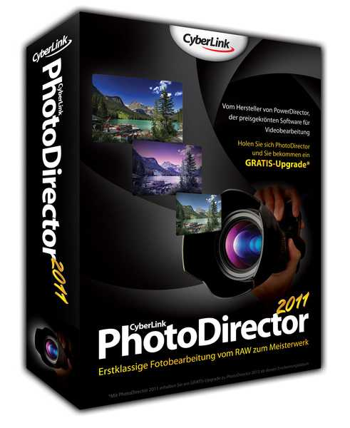 CyberLink PhotoDirector 2011 v2.0.1816
