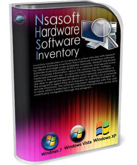 Nsasoft Hardware Software Inventory 1.1.5.0