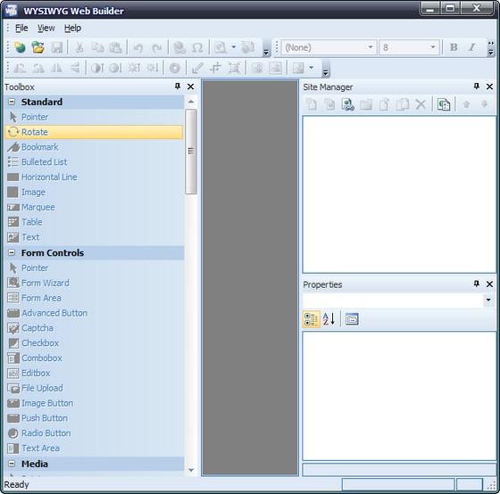 WYSIWYG Web Builder 7.2.1
