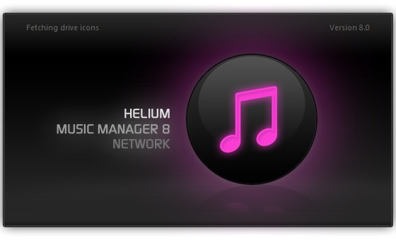 Helium Music Manager 8.0 Build 9348 Network Edition