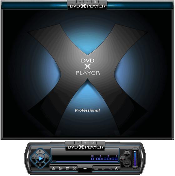 DVD X Player Professional 5.5