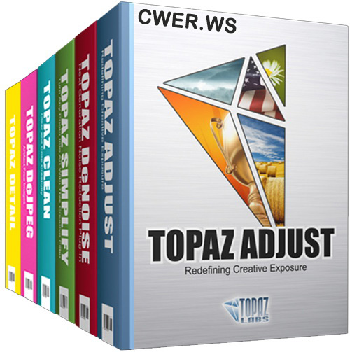 Topaz Photoshop Bundle