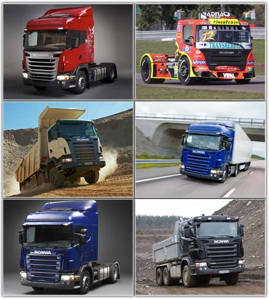 ScaniaWallpapers