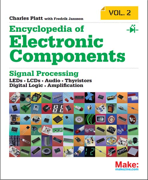 Encyclopedia of Electronic Components. Volume 2
