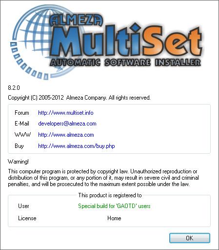 Almeza MultiSet