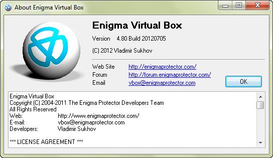 Enigma Virtual Box