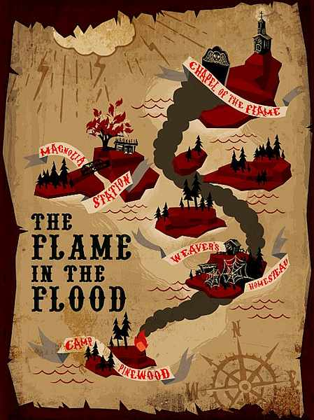 The Flame in the Flood (2016/Portable)