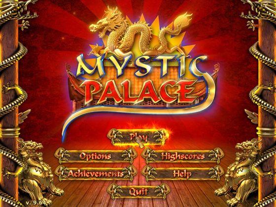 Mystic Palace Slots HD