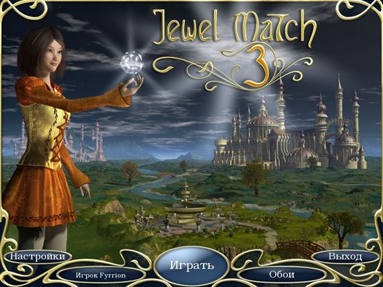 Jewel Match 3 Rus