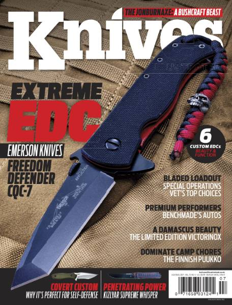 Knives Illustrated №4 (July-August 2017)