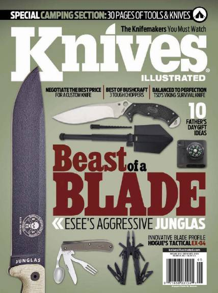 Knives Illustrated №3 (May-June 2014)