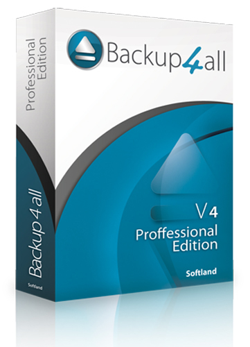 Backup4all Professional 4.6 Build 259