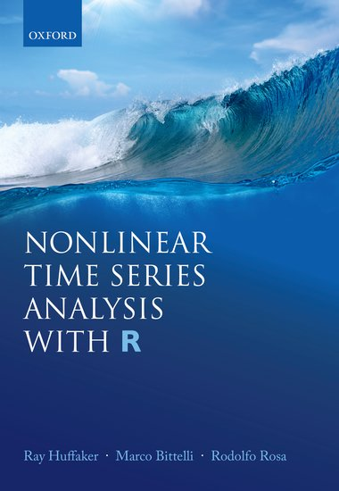 Ray Huffaker,‎ Marco Bittelli. Nonlinear Time Series Analysis with R